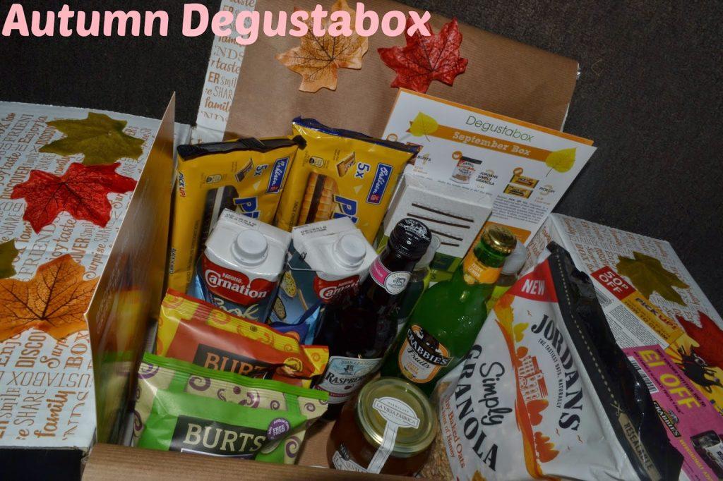 September degustabox