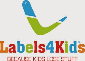 labels 4 kids
