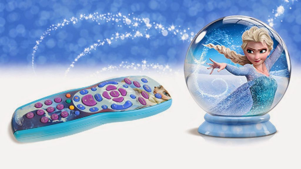 disney frozen remote